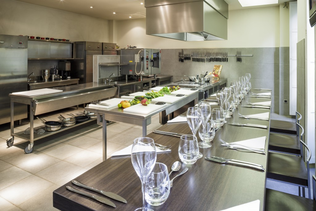 Des cours de cuisine sur mesure l 39 atelier guy martin - Cours de cuisine guy martin ...