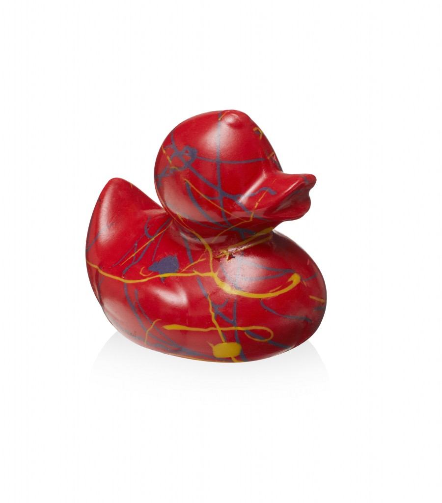 Canard rouge EDGAR