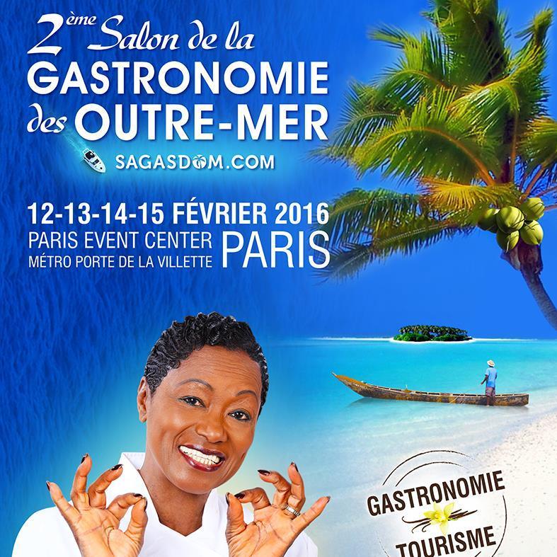 Salon de la gastronomie des outre mer paris gastronomica - Salon de la gastronomie paris ...