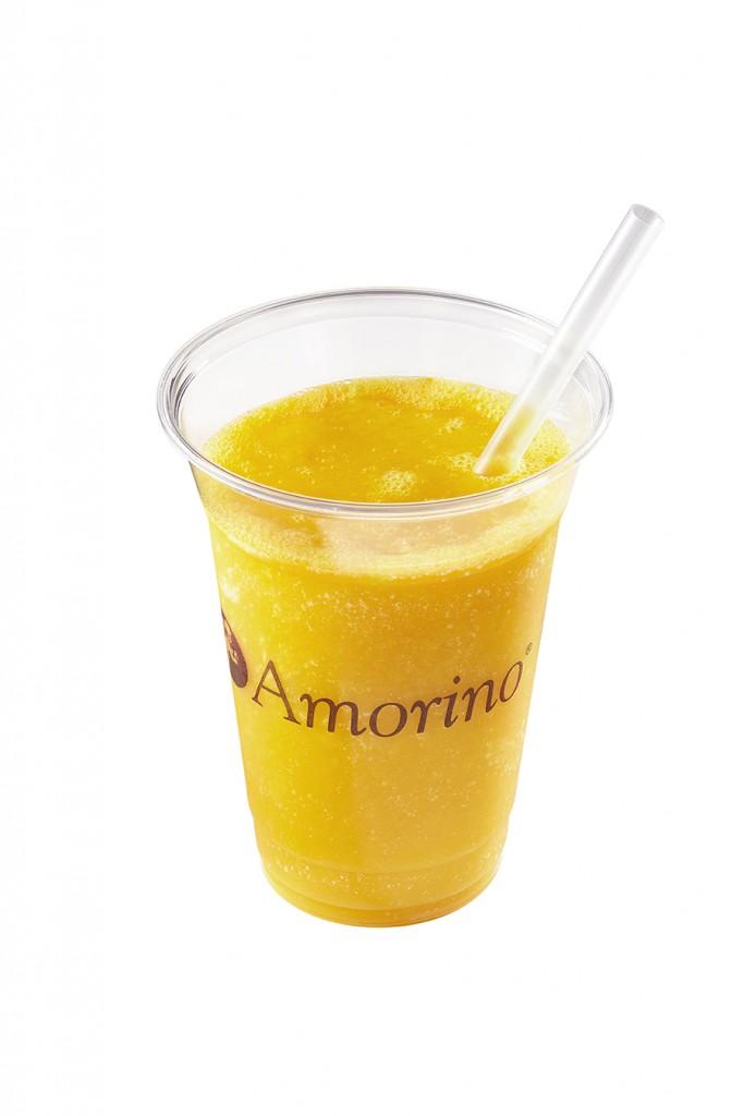 sorbet drink mangue