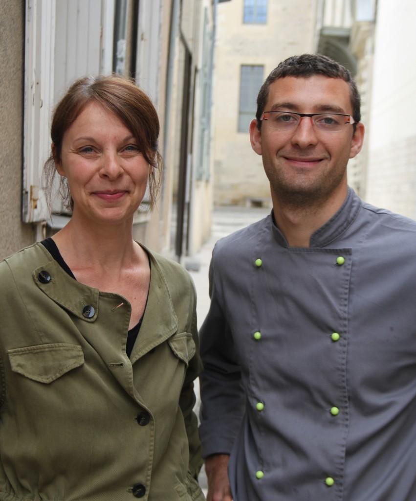 Thomas Lorieux, du restaurant Osé à Angers, jeune talent Gault & Millau 2017
