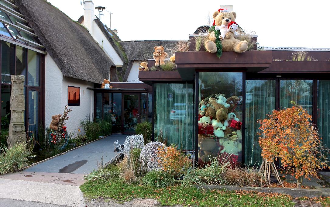 La Maison des Ours d'Eric Guérin