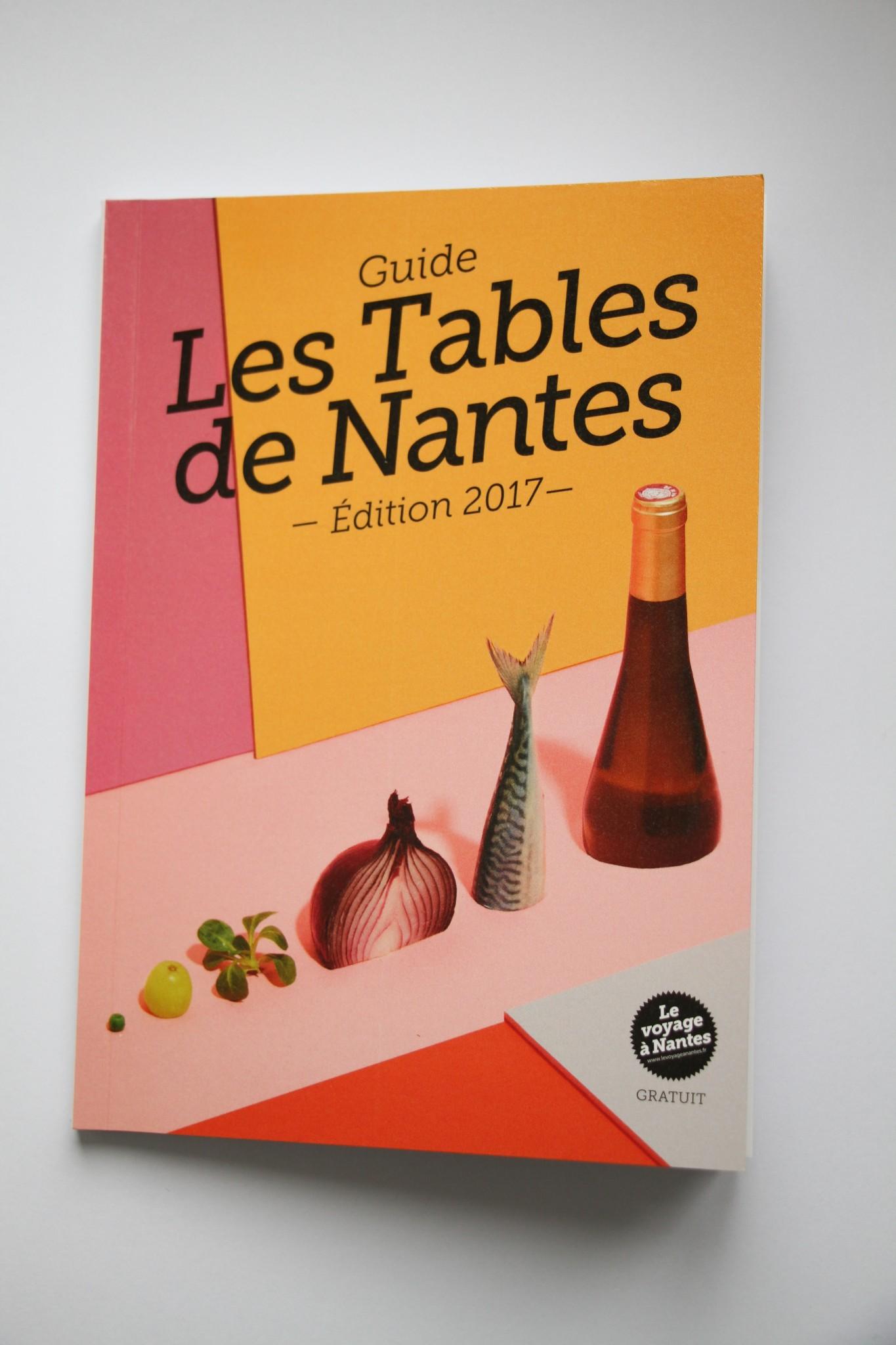Les Tables De Nantes 2017 Gastronomica