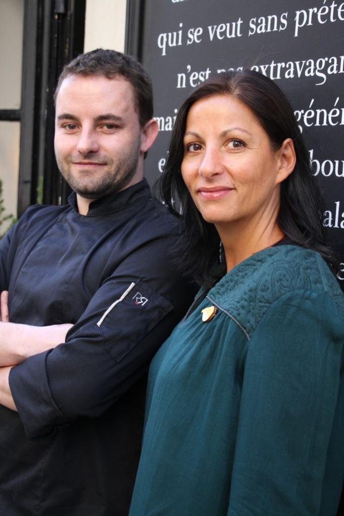 Restaurant Mademoiselle, Nantes