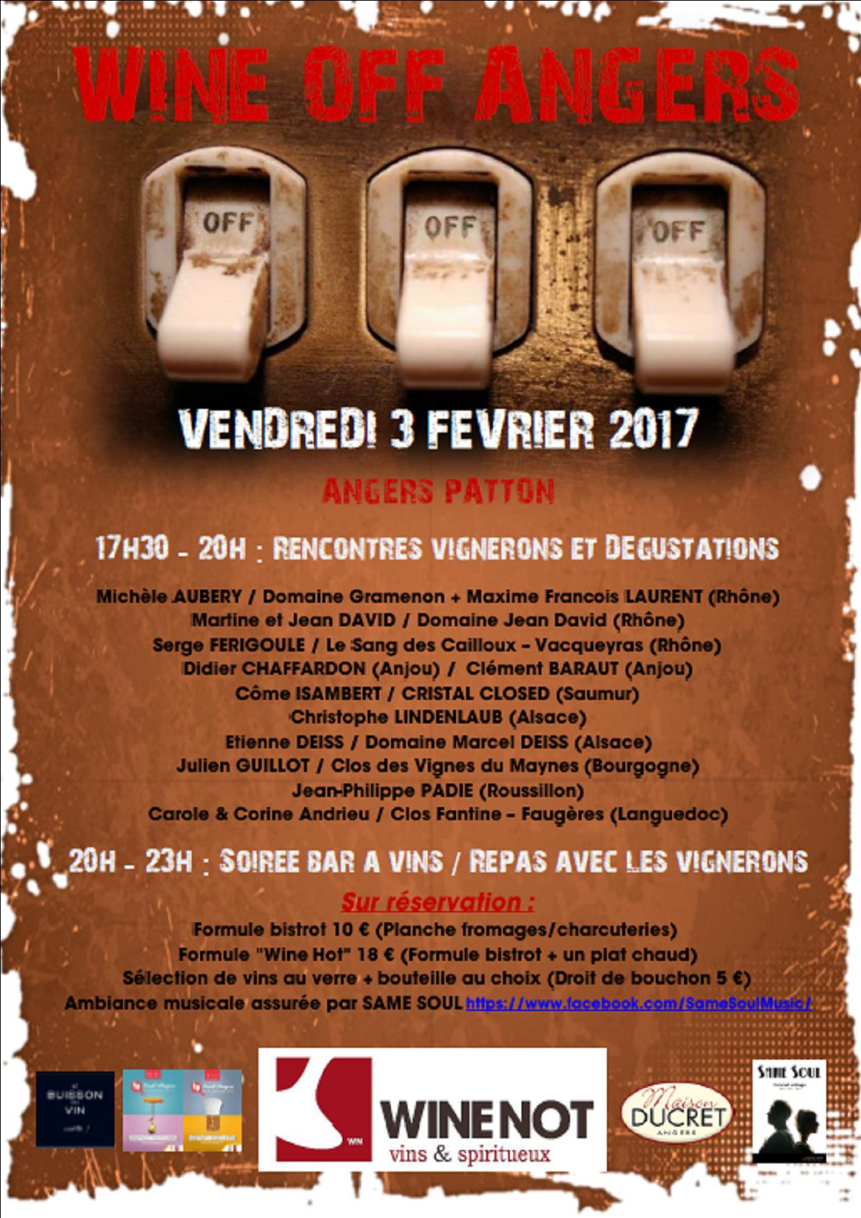 bars rencontres angers