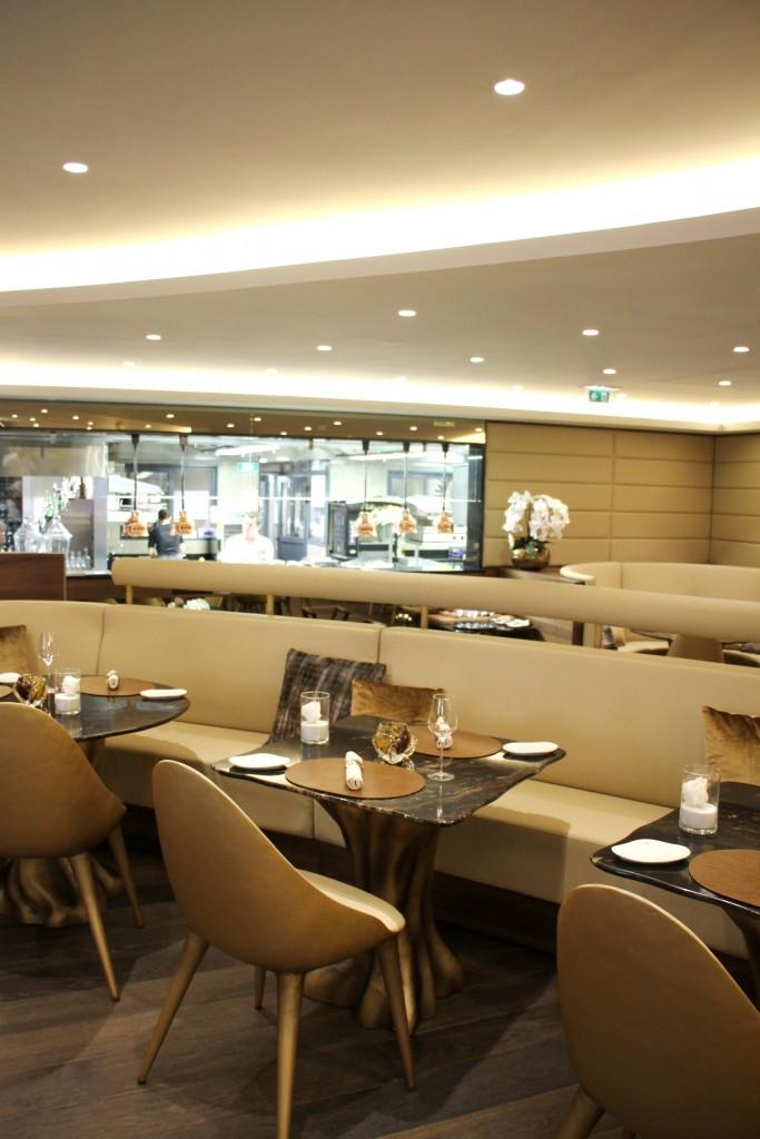 Restaurant Le Sensais, Monaco