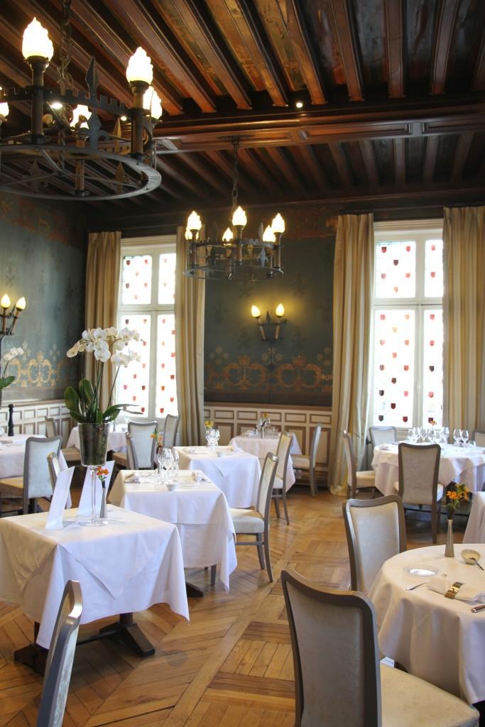 Restaurant La Salamandre à Angers.