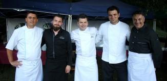 Gastronomica on tour angers, chefs, château de noirieux, gastronomie,