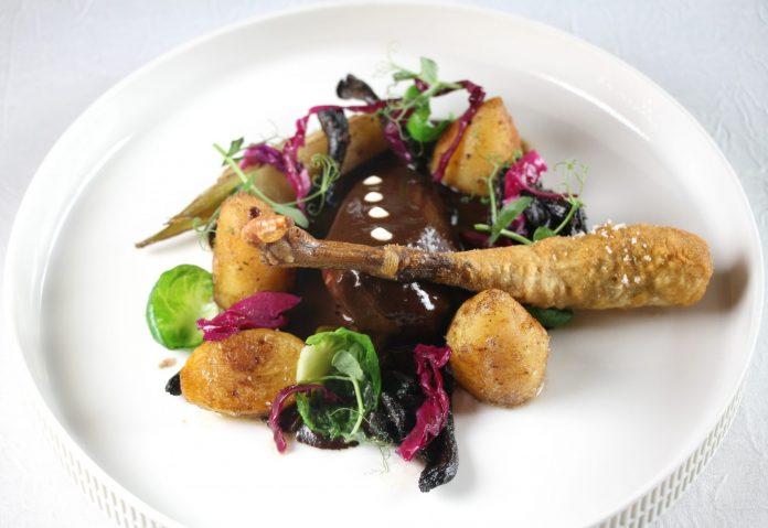 Restaurant Le Pigeon blanc, gastronomie, chef, restaurant, chefs, recette